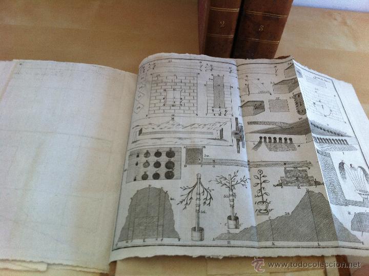 Libros antiguos: TRATADO SOBRE EL MOVIMIENTO DE LAS AGUAS. JOSÉ MARIANO VALLEJO 3 TOMOS. IMP.D.MIGUEL DE BURGOS. 1833 - Foto 22 - 37194969