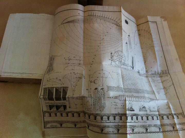 Libros antiguos: TRATADO SOBRE EL MOVIMIENTO DE LAS AGUAS. JOSÉ MARIANO VALLEJO 3 TOMOS. IMP.D.MIGUEL DE BURGOS. 1833 - Foto 23 - 37194969