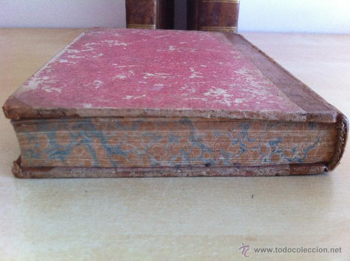 Libros antiguos: TRATADO SOBRE EL MOVIMIENTO DE LAS AGUAS. JOSÉ MARIANO VALLEJO 3 TOMOS. IMP.D.MIGUEL DE BURGOS. 1833 - Foto 29 - 37194969
