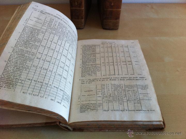 Libros antiguos: TRATADO SOBRE EL MOVIMIENTO DE LAS AGUAS. JOSÉ MARIANO VALLEJO 3 TOMOS. IMP.D.MIGUEL DE BURGOS. 1833 - Foto 35 - 37194969
