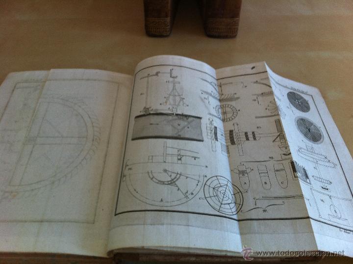Libros antiguos: TRATADO SOBRE EL MOVIMIENTO DE LAS AGUAS. JOSÉ MARIANO VALLEJO 3 TOMOS. IMP.D.MIGUEL DE BURGOS. 1833 - Foto 37 - 37194969