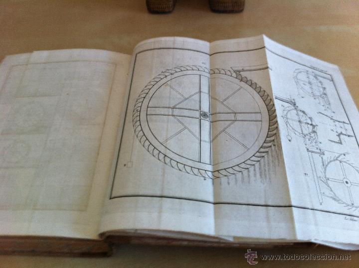 Libros antiguos: TRATADO SOBRE EL MOVIMIENTO DE LAS AGUAS. JOSÉ MARIANO VALLEJO 3 TOMOS. IMP.D.MIGUEL DE BURGOS. 1833 - Foto 38 - 37194969