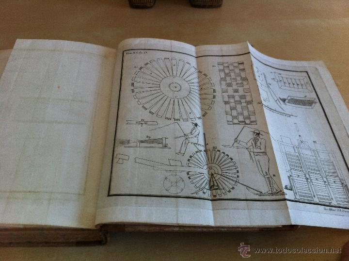 Libros antiguos: TRATADO SOBRE EL MOVIMIENTO DE LAS AGUAS. JOSÉ MARIANO VALLEJO 3 TOMOS. IMP.D.MIGUEL DE BURGOS. 1833 - Foto 39 - 37194969