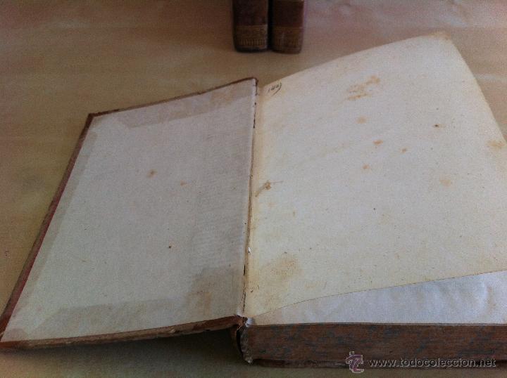 Libros antiguos: TRATADO SOBRE EL MOVIMIENTO DE LAS AGUAS. JOSÉ MARIANO VALLEJO 3 TOMOS. IMP.D.MIGUEL DE BURGOS. 1833 - Foto 49 - 37194969