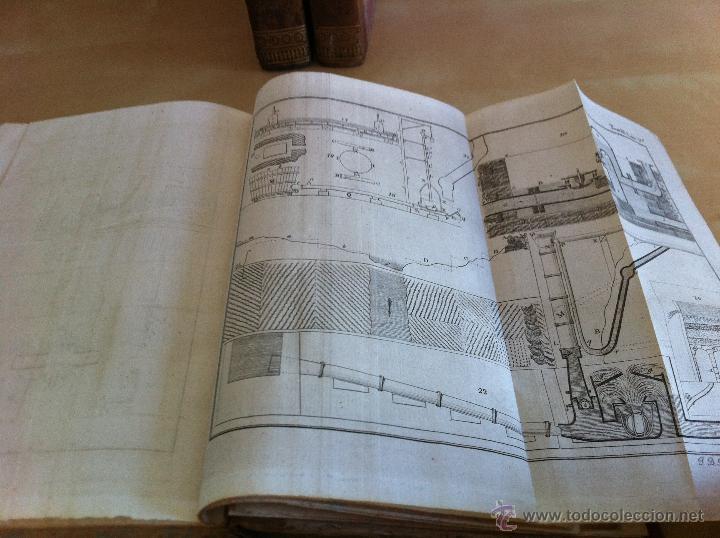 Libros antiguos: TRATADO SOBRE EL MOVIMIENTO DE LAS AGUAS. JOSÉ MARIANO VALLEJO 3 TOMOS. IMP.D.MIGUEL DE BURGOS. 1833 - Foto 56 - 37194969