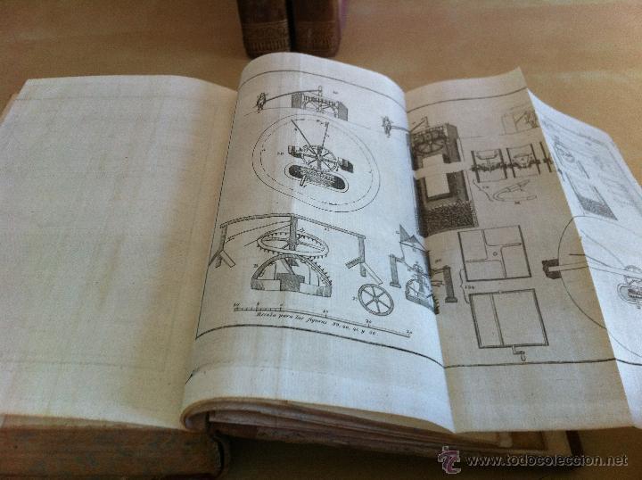 Libros antiguos: TRATADO SOBRE EL MOVIMIENTO DE LAS AGUAS. JOSÉ MARIANO VALLEJO 3 TOMOS. IMP.D.MIGUEL DE BURGOS. 1833 - Foto 57 - 37194969