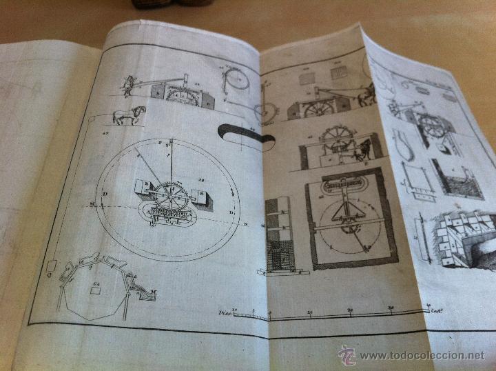 Libros antiguos: TRATADO SOBRE EL MOVIMIENTO DE LAS AGUAS. JOSÉ MARIANO VALLEJO 3 TOMOS. IMP.D.MIGUEL DE BURGOS. 1833 - Foto 58 - 37194969