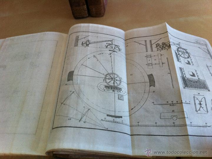 Libros antiguos: TRATADO SOBRE EL MOVIMIENTO DE LAS AGUAS. JOSÉ MARIANO VALLEJO 3 TOMOS. IMP.D.MIGUEL DE BURGOS. 1833 - Foto 59 - 37194969