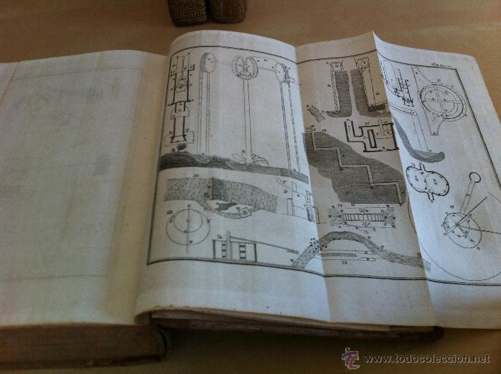 Libros antiguos: TRATADO SOBRE EL MOVIMIENTO DE LAS AGUAS. JOSÉ MARIANO VALLEJO 3 TOMOS. IMP.D.MIGUEL DE BURGOS. 1833 - Foto 60 - 37194969