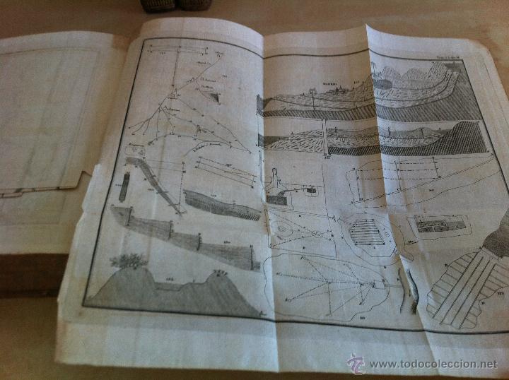 Libros antiguos: TRATADO SOBRE EL MOVIMIENTO DE LAS AGUAS. JOSÉ MARIANO VALLEJO 3 TOMOS. IMP.D.MIGUEL DE BURGOS. 1833 - Foto 61 - 37194969