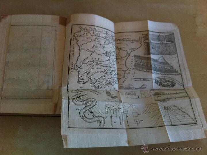 Libros antiguos: TRATADO SOBRE EL MOVIMIENTO DE LAS AGUAS. JOSÉ MARIANO VALLEJO 3 TOMOS. IMP.D.MIGUEL DE BURGOS. 1833 - Foto 62 - 37194969