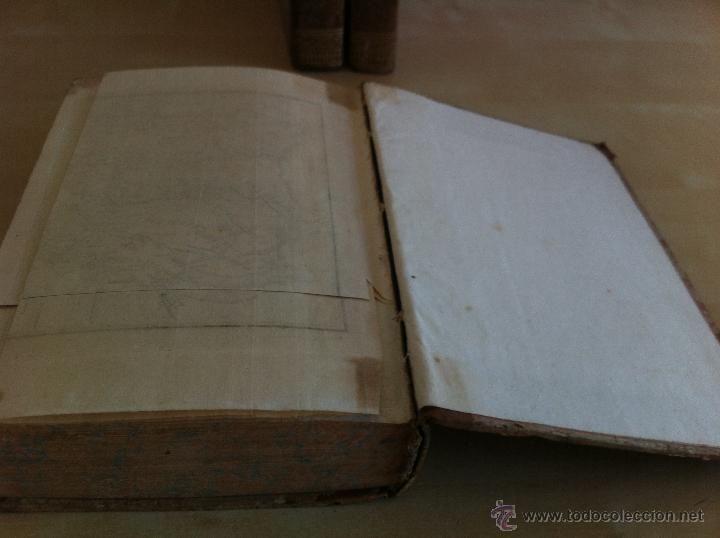 Libros antiguos: TRATADO SOBRE EL MOVIMIENTO DE LAS AGUAS. JOSÉ MARIANO VALLEJO 3 TOMOS. IMP.D.MIGUEL DE BURGOS. 1833 - Foto 63 - 37194969