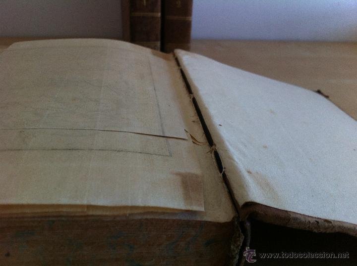 Libros antiguos: TRATADO SOBRE EL MOVIMIENTO DE LAS AGUAS. JOSÉ MARIANO VALLEJO 3 TOMOS. IMP.D.MIGUEL DE BURGOS. 1833 - Foto 64 - 37194969