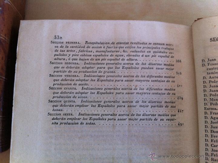 Libros antiguos: TRATADO SOBRE EL MOVIMIENTO DE LAS AGUAS. JOSÉ MARIANO VALLEJO 3 TOMOS. IMP.D.MIGUEL DE BURGOS. 1833 - Foto 66 - 37194969