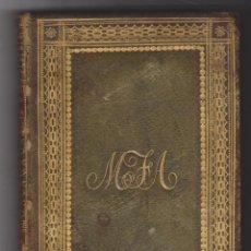 Libros antiguos: COMPENDIO DE MECÁNICA PRÁCTICA PARA USO DE NIÑOS, ARTISTAS...POR DON JOSEF MARIANO VALLEJO 1815 -. Lote 51627580
