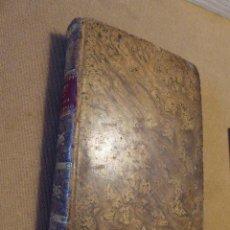 Libros antiguos: TRATADO ELEMENTAL DE FÍSICA. BEUDANT. IMP. DE ARIAS, 1841. MADRID. 497 PP + 16 LÁMINAS DESPLEGA. Lote 51645862
