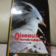 Libros antiguos: OISEAUX DE NOUVELLE-CALEDONIE. Lote 51790949