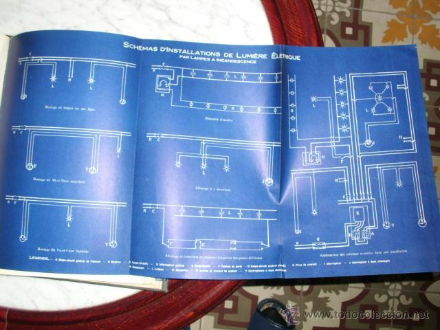 Libros antiguos: OCASIÓN – NOUVELLE ENCYCLOPÉDIE PRATIQUE DE MÉCANIQUE ET D´ELECTRICITÉ – 1924 TOMO III - Foto 16 - 52022439