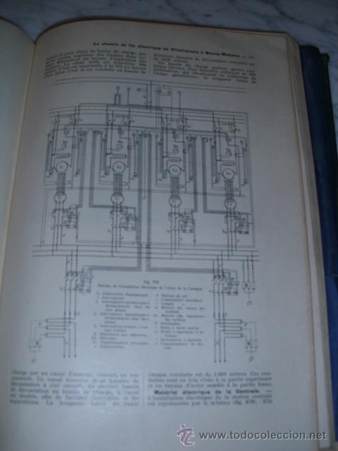 Libros antiguos: OCASIÓN – NOUVELLE ENCYCLOPÉDIE PRATIQUE DE MÉCANIQUE ET D´ELECTRICITÉ – 1924 TOMO III - Foto 17 - 52022439