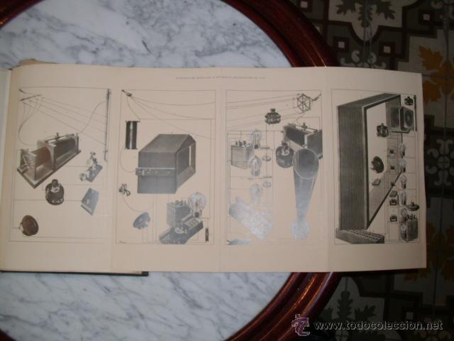 Libros antiguos: OCASIÓN – NOUVELLE ENCYCLOPÉDIE PRATIQUE DE MÉCANIQUE ET D´ELECTRICITÉ – 1924 TOMO III - Foto 21 - 52022439
