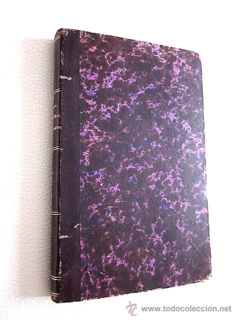 Libros antiguos: Acisclo Vallin y Bustillo. Elementos de Matemáticas, Geometría, Trigonometría y Topografía. 1888 - Foto 2 - 52336598