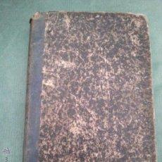 Libros antiguos: NOCIONES HISTORIA NATURAL. SALVADOR CALDERON. SEGUNDA EDICION. 1905. Lote 52428979
