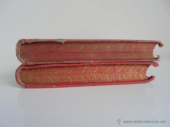 Libros antiguos: BIBLIOTECA DE MARAVILLAS. ERNESTO MENAULT. A. LE PILEUR. 1885-1886. 2 VOLUMENES. EL CUERPO HUMANO Y - Foto 4 - 52524378