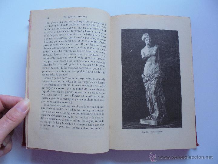 Libros antiguos: BIBLIOTECA DE MARAVILLAS. ERNESTO MENAULT. A. LE PILEUR. 1885-1886. 2 VOLUMENES. EL CUERPO HUMANO Y - Foto 15 - 52524378