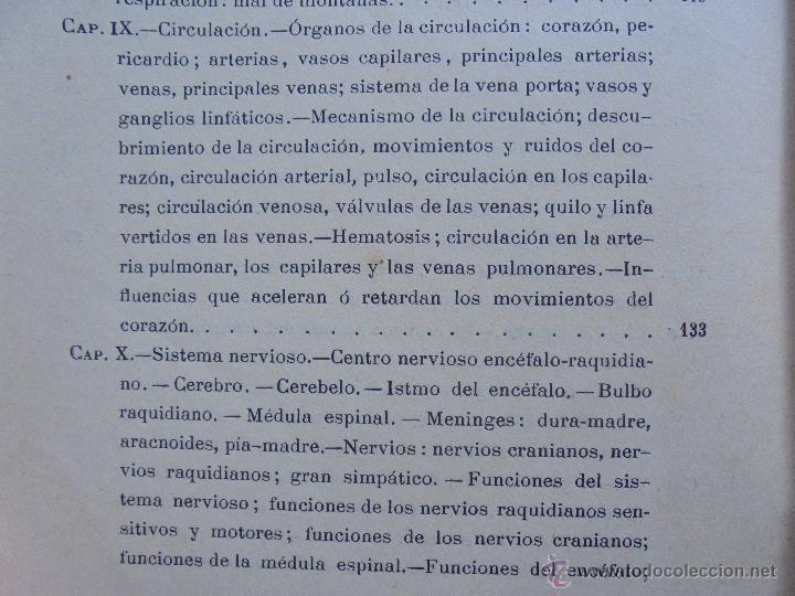 Libros antiguos: BIBLIOTECA DE MARAVILLAS. ERNESTO MENAULT. A. LE PILEUR. 1885-1886. 2 VOLUMENES. EL CUERPO HUMANO Y - Foto 23 - 52524378
