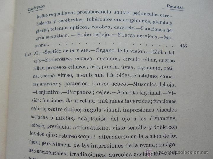 Libros antiguos: BIBLIOTECA DE MARAVILLAS. ERNESTO MENAULT. A. LE PILEUR. 1885-1886. 2 VOLUMENES. EL CUERPO HUMANO Y - Foto 24 - 52524378