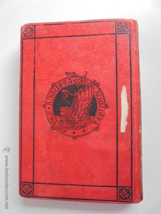 Libros antiguos: BIBLIOTECA DE MARAVILLAS. ERNESTO MENAULT. A. LE PILEUR. 1885-1886. 2 VOLUMENES. EL CUERPO HUMANO Y - Foto 30 - 52524378
