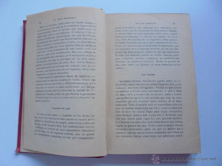 Libros antiguos: BIBLIOTECA DE MARAVILLAS. ERNESTO MENAULT. A. LE PILEUR. 1885-1886. 2 VOLUMENES. EL CUERPO HUMANO Y - Foto 36 - 52524378