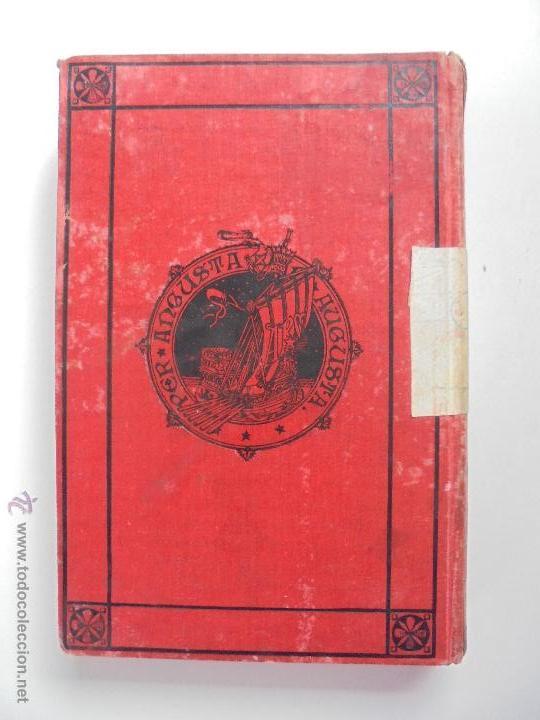 Libros antiguos: BIBLIOTECA DE MARAVILLAS. ERNESTO MENAULT. A. LE PILEUR. 1885-1886. 2 VOLUMENES. EL CUERPO HUMANO Y - Foto 53 - 52524378