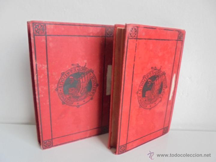 Libros antiguos: BIBLIOTECA DE MARAVILLAS. ERNESTO MENAULT. A. LE PILEUR. 1885-1886. 2 VOLUMENES. EL CUERPO HUMANO Y - Foto 54 - 52524378