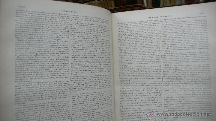 Libros antiguos: LA CREACION. HISTORIA NATURAL. JUAN VILANOVA Y PIERA. MONTANER Y SIMON. 8 VOL. 1872-76. - Foto 4 - 52884209