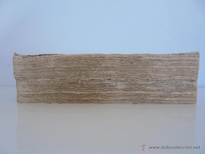 Libros antiguos: TRATADO DE QUIMICA INDUSTRIAL. H.OST. TR. FELIPE VILLAVERDE-EUGENIO FERRER DALMAU. VER FOTOGRAFIAS. - Foto 5 - 53095397