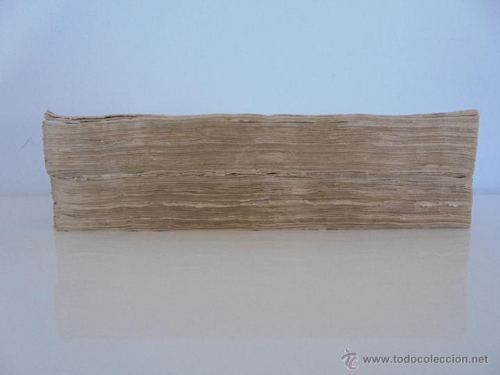 Libros antiguos: TRATADO DE QUIMICA INDUSTRIAL. H.OST. TR. FELIPE VILLAVERDE-EUGENIO FERRER DALMAU. VER FOTOGRAFIAS. - Foto 6 - 53095397