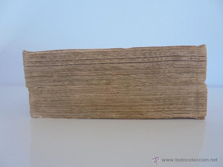 Libros antiguos: TRATADO DE QUIMICA INDUSTRIAL. H.OST. TR. FELIPE VILLAVERDE-EUGENIO FERRER DALMAU. VER FOTOGRAFIAS. - Foto 7 - 53095397
