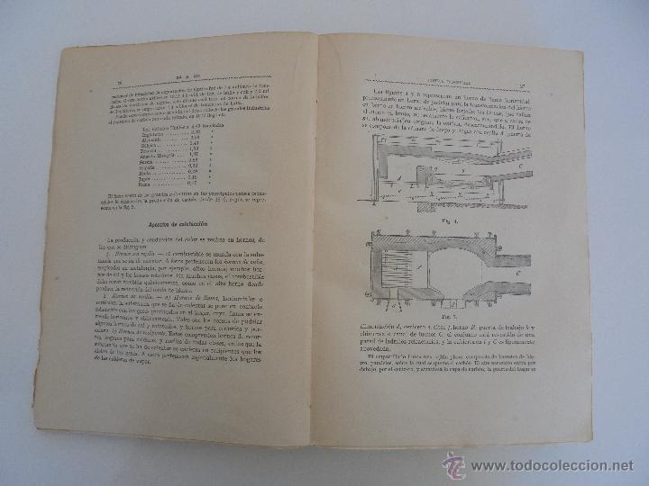 Libros antiguos: TRATADO DE QUIMICA INDUSTRIAL. H.OST. TR. FELIPE VILLAVERDE-EUGENIO FERRER DALMAU. VER FOTOGRAFIAS. - Foto 11 - 53095397