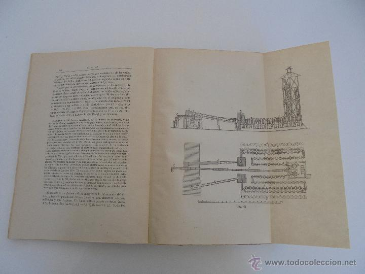 Libros antiguos: TRATADO DE QUIMICA INDUSTRIAL. H.OST. TR. FELIPE VILLAVERDE-EUGENIO FERRER DALMAU. VER FOTOGRAFIAS. - Foto 14 - 53095397