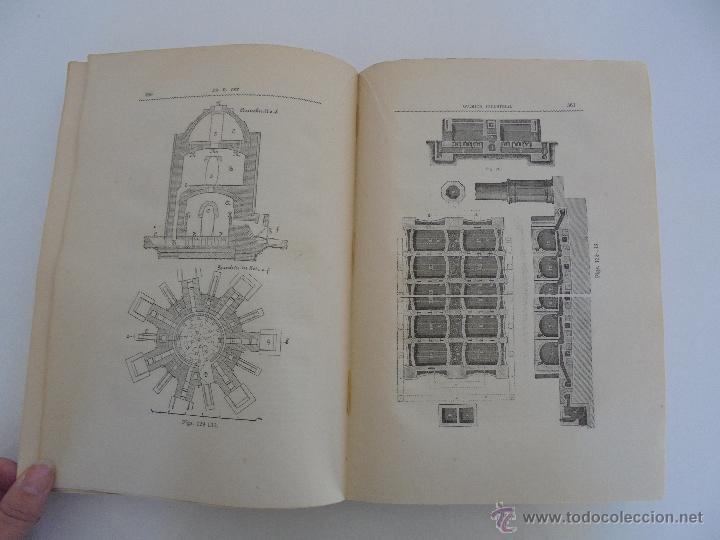 Libros antiguos: TRATADO DE QUIMICA INDUSTRIAL. H.OST. TR. FELIPE VILLAVERDE-EUGENIO FERRER DALMAU. VER FOTOGRAFIAS. - Foto 17 - 53095397