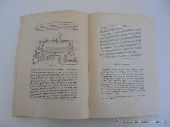 Libros antiguos: TRATADO DE QUIMICA INDUSTRIAL. H.OST. TR. FELIPE VILLAVERDE-EUGENIO FERRER DALMAU. VER FOTOGRAFIAS. - Foto 19 - 53095397