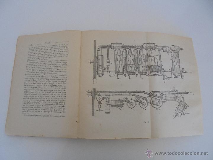 Libros antiguos: TRATADO DE QUIMICA INDUSTRIAL. H.OST. TR. FELIPE VILLAVERDE-EUGENIO FERRER DALMAU. VER FOTOGRAFIAS. - Foto 34 - 53095397