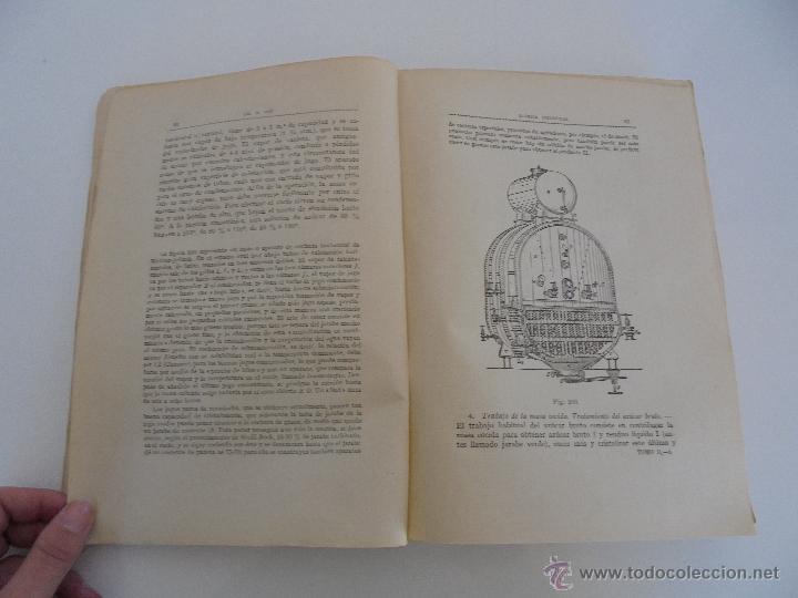 Libros antiguos: TRATADO DE QUIMICA INDUSTRIAL. H.OST. TR. FELIPE VILLAVERDE-EUGENIO FERRER DALMAU. VER FOTOGRAFIAS. - Foto 35 - 53095397
