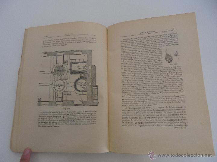 Libros antiguos: TRATADO DE QUIMICA INDUSTRIAL. H.OST. TR. FELIPE VILLAVERDE-EUGENIO FERRER DALMAU. VER FOTOGRAFIAS. - Foto 38 - 53095397