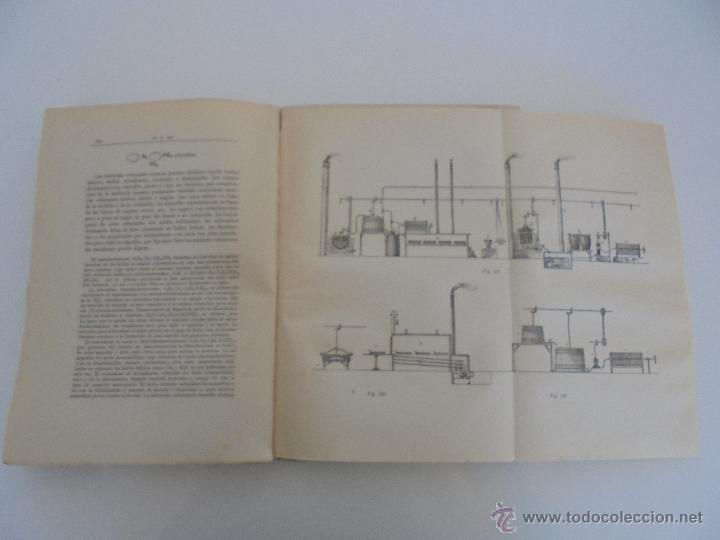 Libros antiguos: TRATADO DE QUIMICA INDUSTRIAL. H.OST. TR. FELIPE VILLAVERDE-EUGENIO FERRER DALMAU. VER FOTOGRAFIAS. - Foto 39 - 53095397