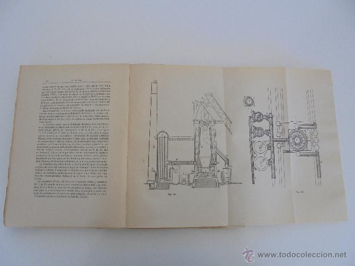 Libros antiguos: TRATADO DE QUIMICA INDUSTRIAL. H.OST. TR. FELIPE VILLAVERDE-EUGENIO FERRER DALMAU. VER FOTOGRAFIAS. - Foto 40 - 53095397