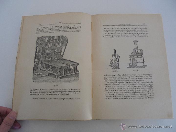 Libros antiguos: TRATADO DE QUIMICA INDUSTRIAL. H.OST. TR. FELIPE VILLAVERDE-EUGENIO FERRER DALMAU. VER FOTOGRAFIAS. - Foto 41 - 53095397
