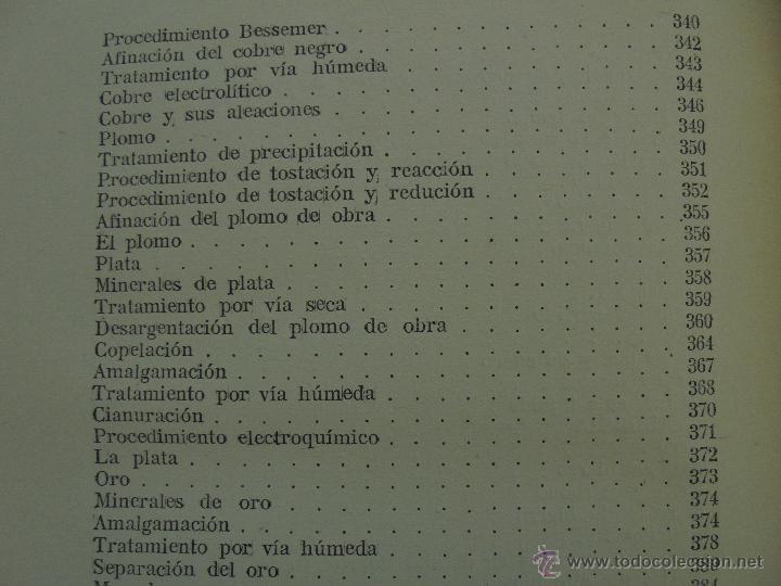 Libros antiguos: TRATADO DE QUIMICA INDUSTRIAL. H.OST. TR. FELIPE VILLAVERDE-EUGENIO FERRER DALMAU. VER FOTOGRAFIAS. - Foto 51 - 53095397