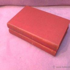 Libros antiguos: TRATADO DE AGUAS Y RIEGOS, ANDRES LLAURADO, 1884. Lote 53435500